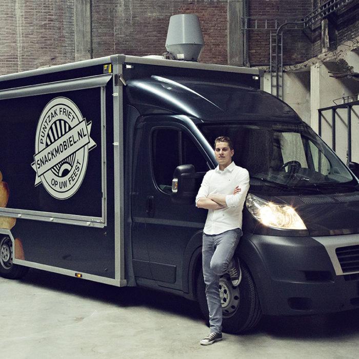 snackmobiel frietwagen